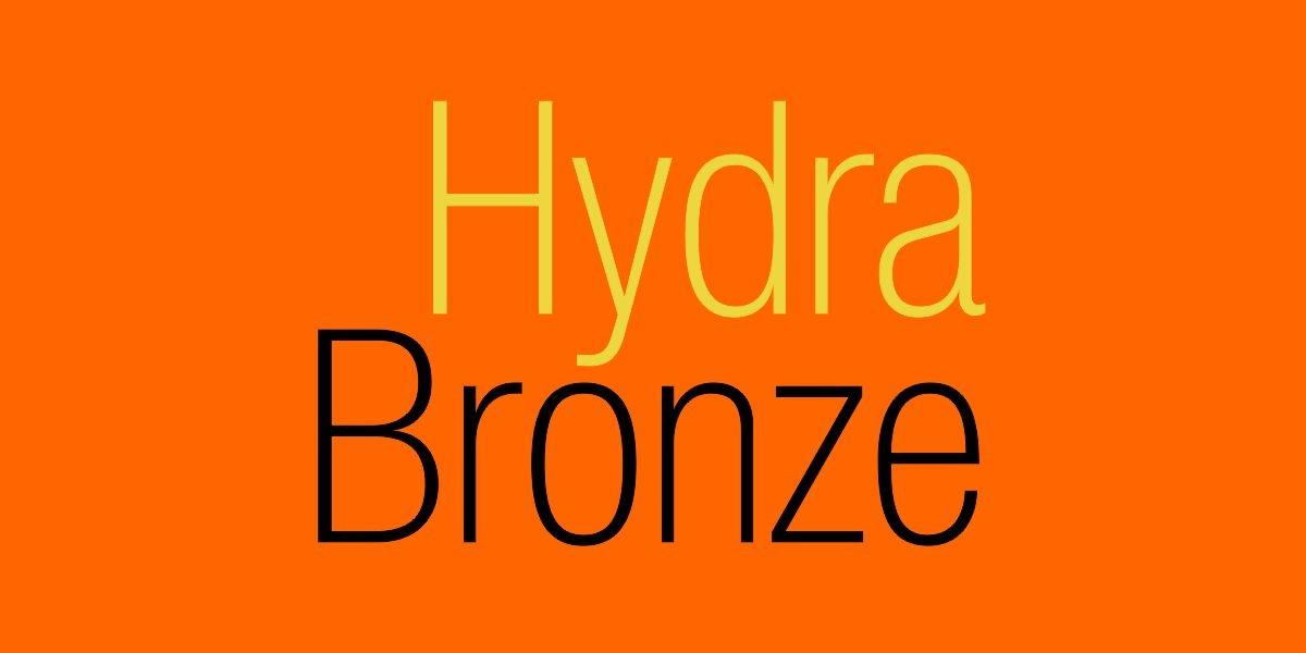 Hydra Bronze